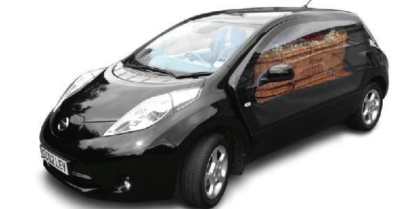 Nissan funebre