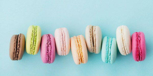 macarons ricette