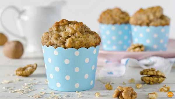 muffin canapa