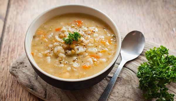 orzo zuppa