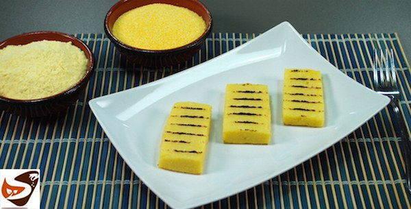 polenta alla griglia