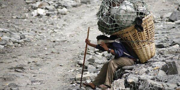 Povertà mondo
