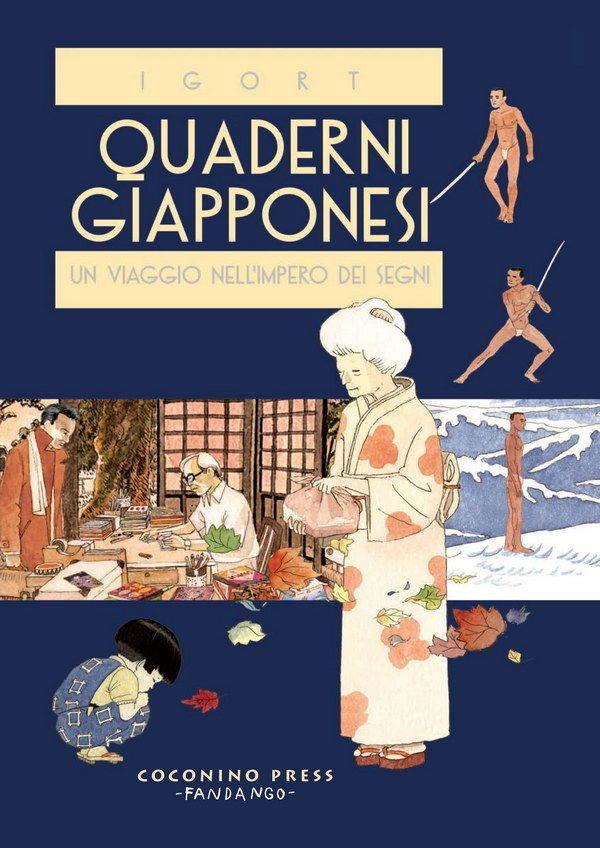quaderni giapponesi fumetto