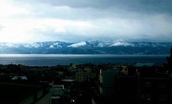 La Sicilia vista dalla Calabria