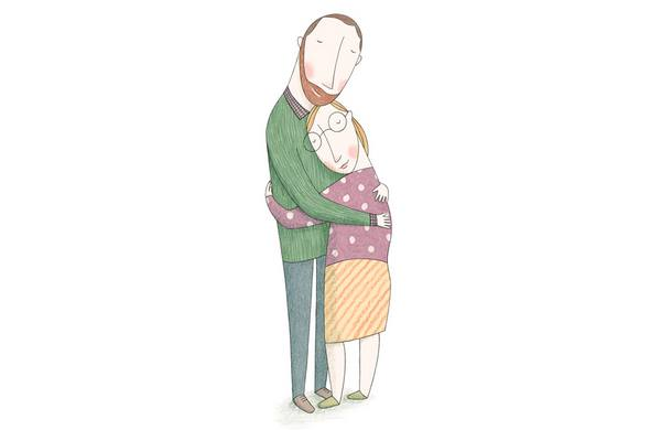 abbracci emozioni