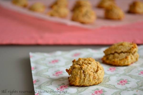biscotti integrali bimby
