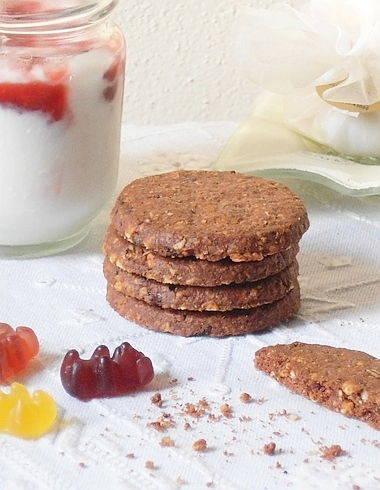 biscotti integrali cacao