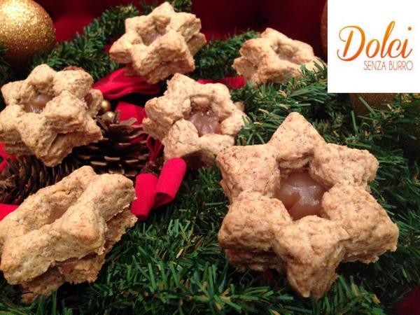 biscotti integrali senza burro