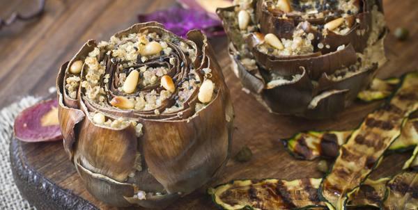 carciofi ripieni ricette