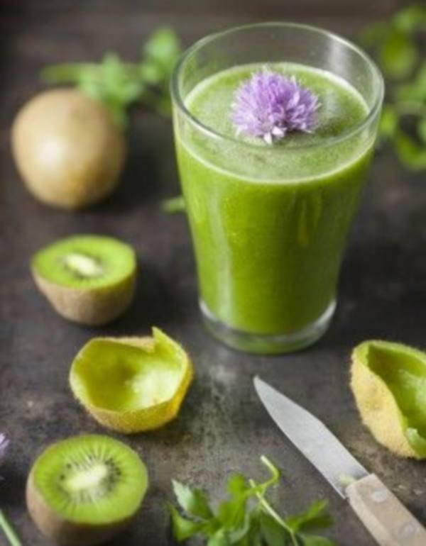 estratto di kiwi e pera