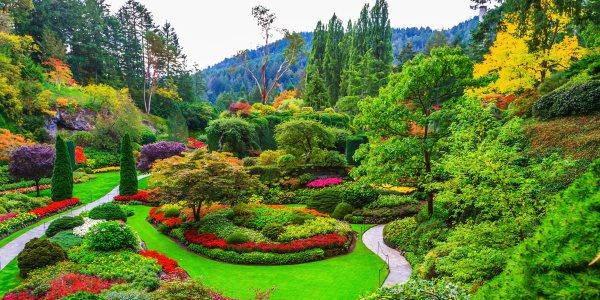 giardini planetari