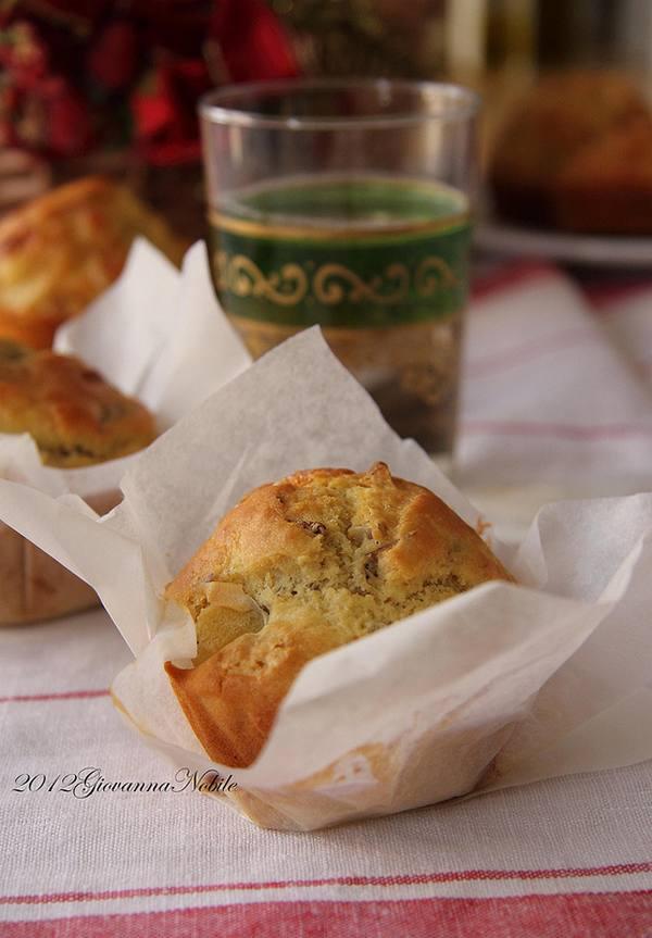 muffin funghi porcini