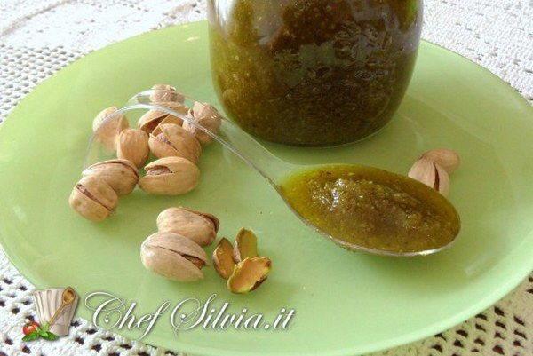 pesto pistacchi ricetta originale