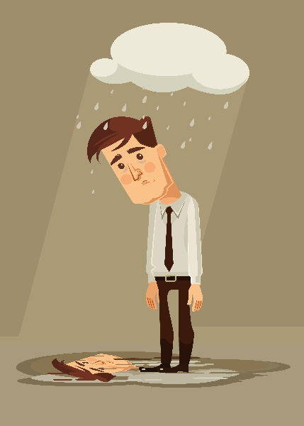 depressione nuvola