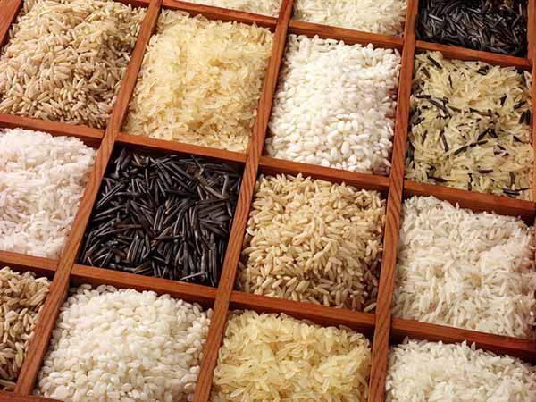 dieta riso varietà