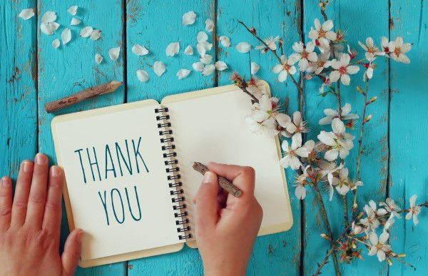 gratitudine diario