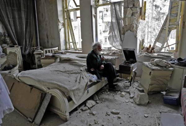 guerra siria grammofono