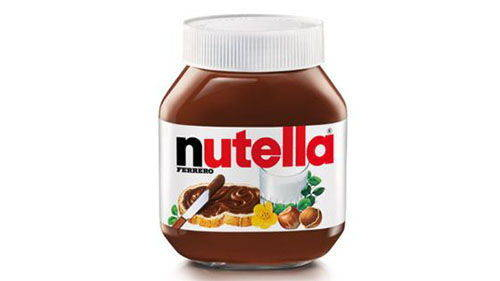 nutella cover