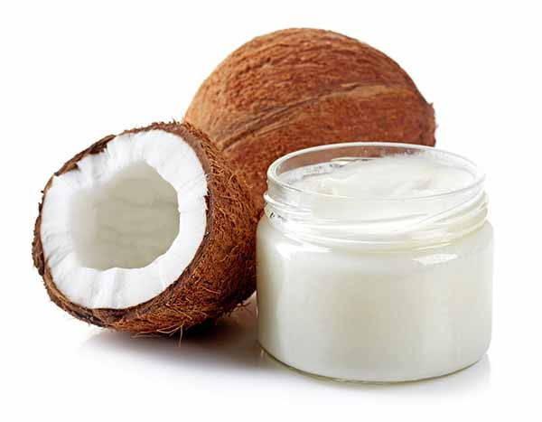 olio cocco solido