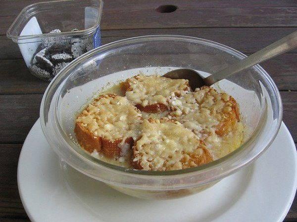 zuppa cipolle bimby