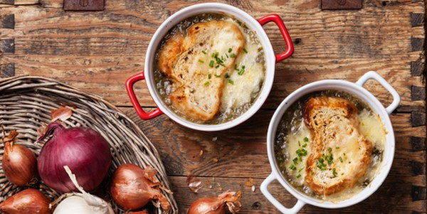 zuppa di cipolle ricette