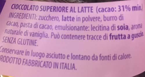 bauli ingredienti