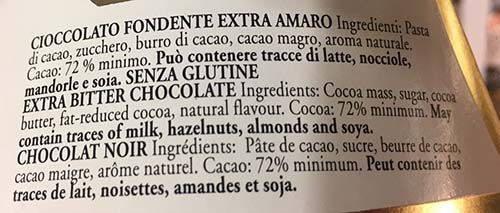 nero novi ingredienti