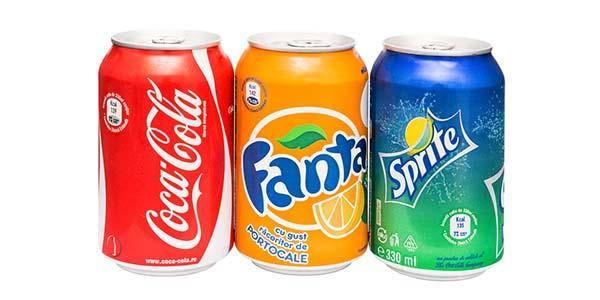 Prodotti coca cola