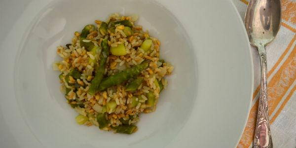 risotto asparagi cover