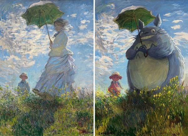 dipinti classici