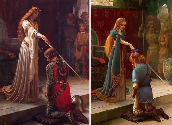 dipinti classici2