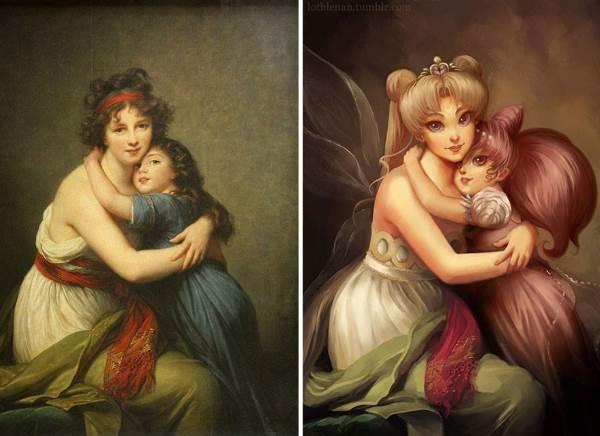 dipinti classici5