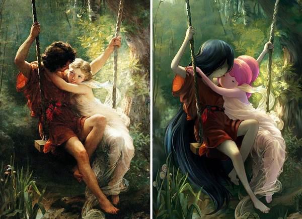 dipinti classici6