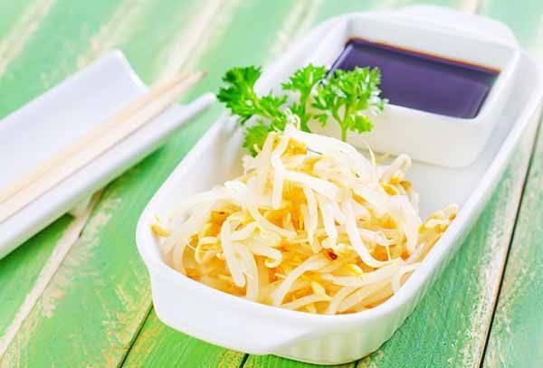 germogli salsa soia