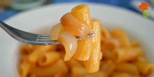pasta risottata con cipolle
