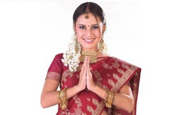 saludo india