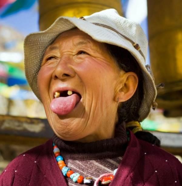 saluto tibet
