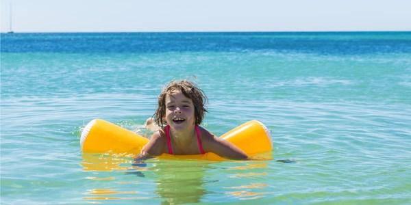 spiagge Sardegna bambini