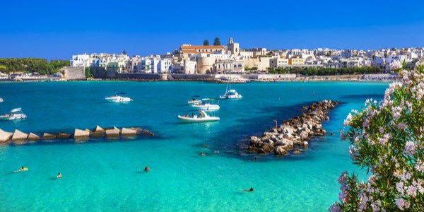 spiagge Puglia bambini