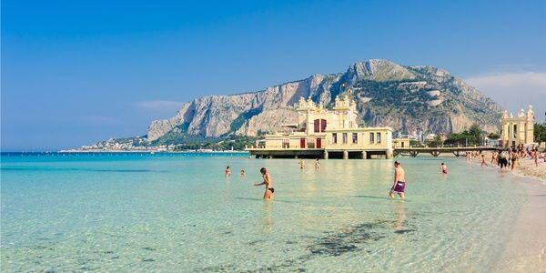 spiagge sicilia bambini