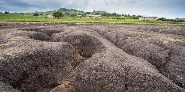 erosione suolo Tanzania