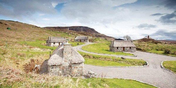 Cottage Scozia