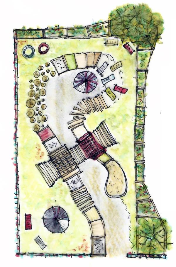 giardino sensoriale roma1