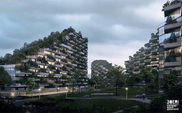 liuzhou forest city1