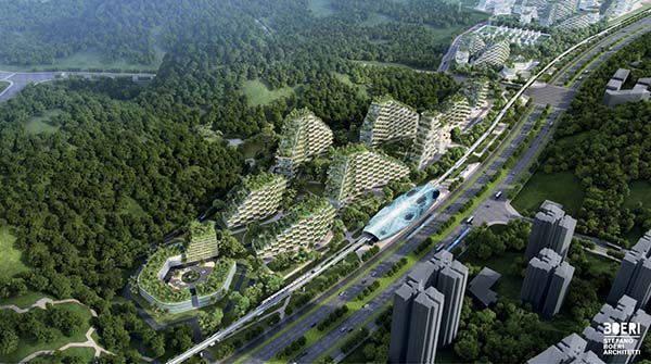 liuzhou forest city2