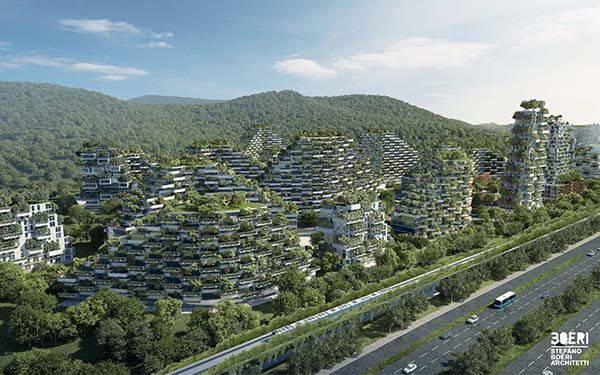 liuzhou forest city3