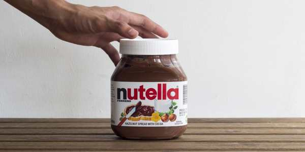 Nutella ingredienti