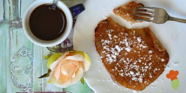 pancake zenzero e banana cover