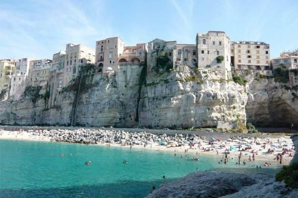 spiaggia del convento tropea