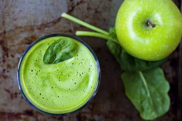 succo mela verde
